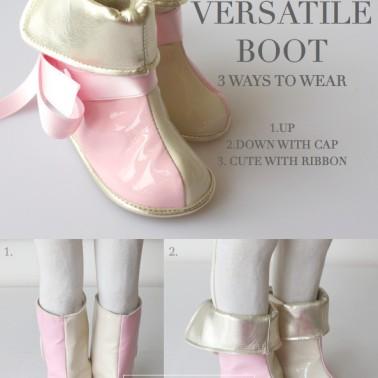 botas versatiles que son una sensación