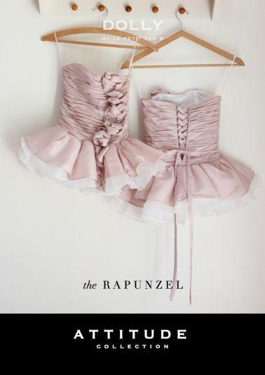 El look de una bailarina de ballet