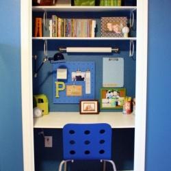 Un espacio pequeño y funcional