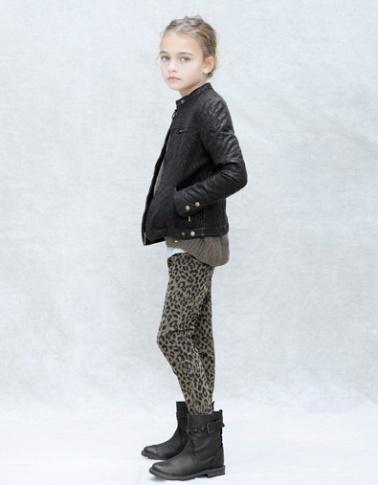 ¡leopardo y piel!