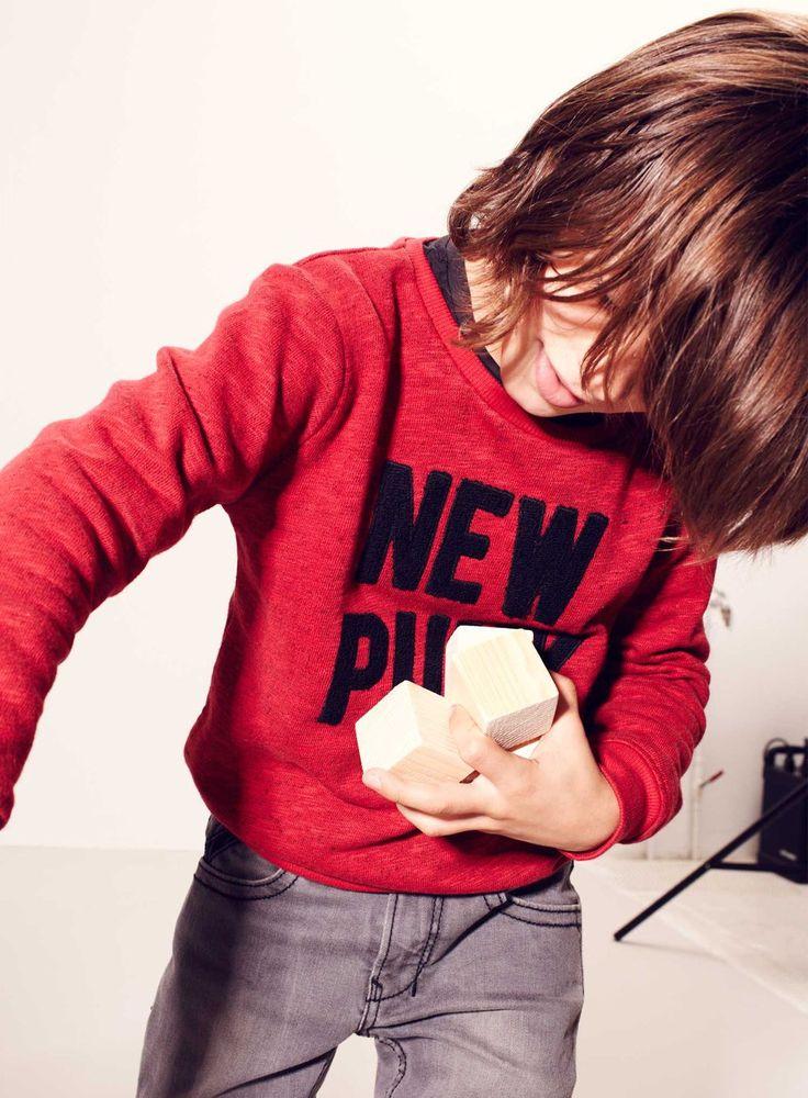 """No, no me puedo resistir al """"new punk"""" de este sweater"""